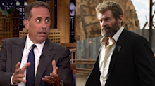 How Jerry Seinfeld convinced Hugh Jackman to give up playing Wolverine
