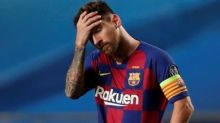 Barcelona unwilling to negotiate Messi departure