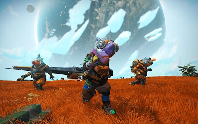 'No Man's Sky' gets PS4, Xbox One and PC crossplay tomorrow