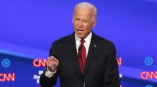 At debate, Biden defends his son — and himself — over Trump's Ukraine claims
