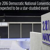 Celebrities expected at Democratic National Convention