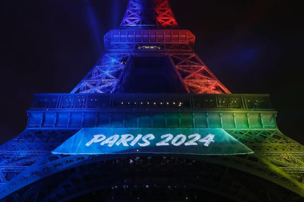 Paris is bidding to host the 2024 Olympic Games (AFP Photo/Patrick KOVARIK)