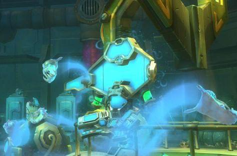 WildStar reveals its final two races, the Chua and the Mordesh