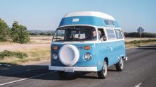 1975 Volkswagen Camper Van | So this is what #vanlife is all about
