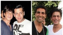 Forbes World's Highest-Paid Celebrities list includes Shah Rukh Khan, Salman Khan and Akshay Kumar