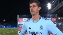 Courtois desvela la tristeza de Hazard y manda un mensaje claro sobre lo que le falta al juego del Madrid