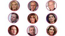 Trump com covid-19: nove pessoas no entorno do presidente dos EUA também se infectaram