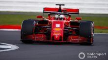 Vettel: British GP weekend can't get much worse