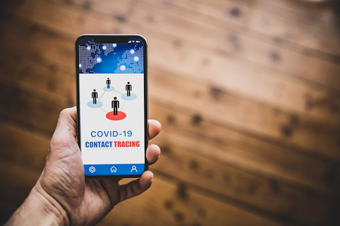 Mobile APP contact tracing adopted by national Governments to stop Covid-19 pandemic