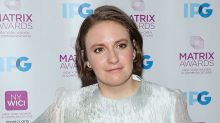 Lena Dunham Deletes Tweets About 'French Kissing' Animals