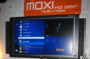 Moxi's CEDIA booth tour