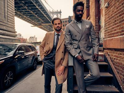 Custom Apparel Brand INDOCHINO Expands Outerwear Collection and Launches Fall/Winter 2019