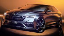 Skoda Octavia RS petrol model has 241 bhp, diesel packs 197 bhp
