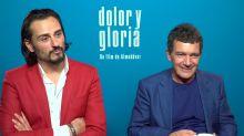 """Antonio Banderas estrena Dolor y Gloria: """"Es la película más simple de Almodóvar, y me satisface porque el cine actual está lleno de artificios"""""""