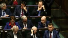 Polish MPs back judicial overhaul seen by EU as threat to rule of law