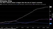 Kuroda Says BOJ Has Enough Ammunition, Wary of Side Effects