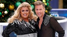 Matt Evers reveals Gemma Collins apologised to him for her behaviour on 'Dancing On Ice'