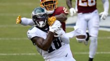 Eagles activate practice windows for four players
