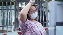 Another Thai protest leader says has COVID-19 after weeks in jail