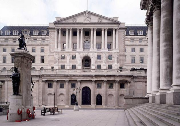 The Bank of England is using Facebook and Twitter to help set interest rates