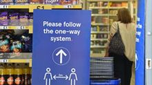 What are the supermarket social distancing rules?