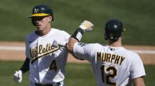 A's beat Mariners 6-2, earn 2 seed and will face White Sox