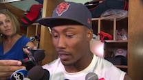 Brandon Marshall Ready For Bears` Opener