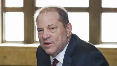 Harvey Weinstein jury deadlocked on key charges
