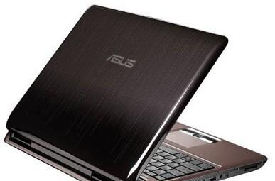ASUS N Series: at long last, a laptop with a built in 'Air Ionizer'