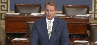 Can Jeff Flake stem GOP's war on the media?