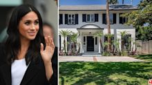 Take a look inside Meghan Markle's former $2.7m home for sale