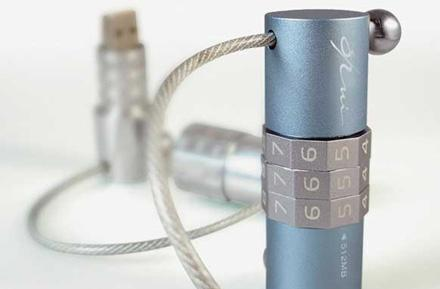Duck Image's USB flash drive sports three layers of security