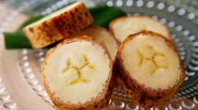 日本新品種急凍香蕉 連皮一齊食每條$50 ?!