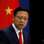 China says it will respond to U.S. admiral visit to Taiwan