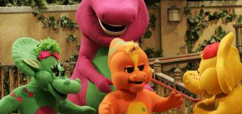Barney the Dinosaur gets live action remake