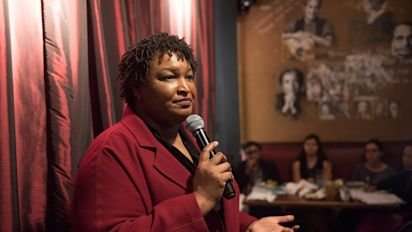 Stacey Abrams is making the case for identity politics