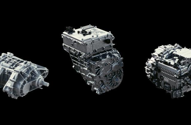 GM's Ultium motors will power its next-generation EVs