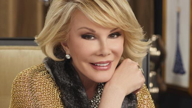 Joan Rivers' Condition 'Remains Serious,' Melissa Rivers Says