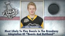 Jimmy Fallon takes runs at NHL players in Stanley Cup Superlatives (Video)