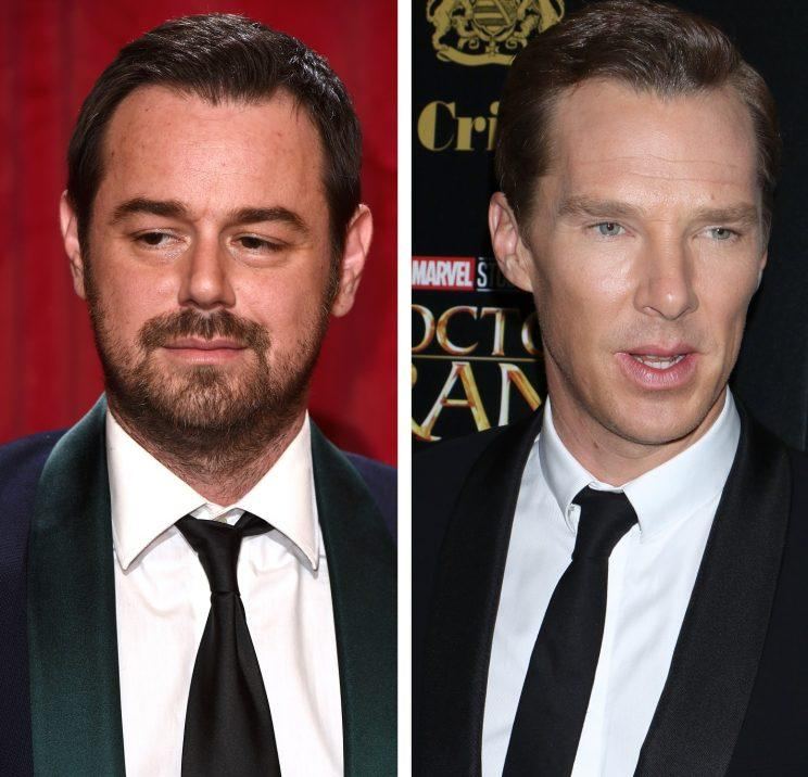 Viral News Danny: Danny Dyer Blasts Benedict Cumberbatch: 'He'd Be Useless
