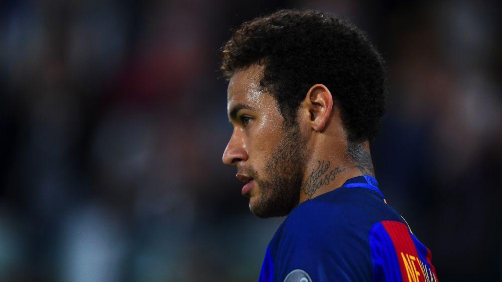 """Barcelonas Neymar vor Rückspiel gegen Juve: """"Müssen unsere Arbeit machen"""""""
