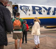 Ryanair and Manchester Airports Group take action over travel lists