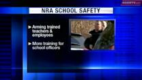 Local superintendent reacts to NRA security plan