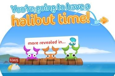 Halfbrick teases a new game called Fish Out of Water, more coming at GDC