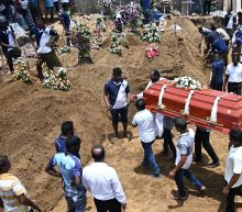 Islamic State group claims Sri Lanka bombs that killed hundreds