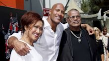Dwayne Johnson reveals his wrestler dad Rocky died following huge heart attack