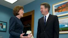 Susan Collins Raised More Money From Brett Kavanaugh Supporters Than Mainers