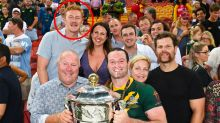 Boyd Cordner's cousin 'fighting for life' after 'horrible' accident
