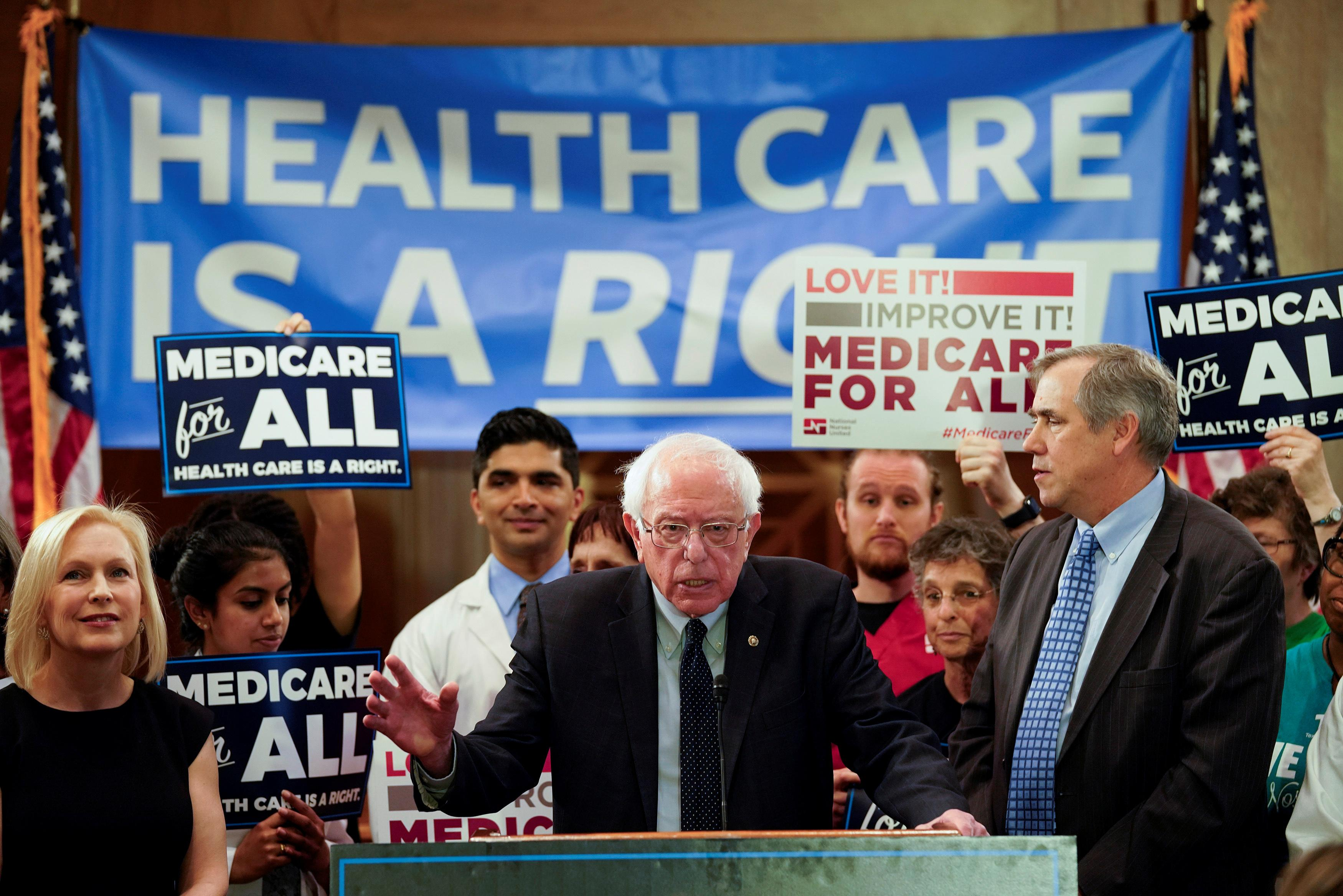 Medicare for All Would Save $450 Billion and 68,000 Lives: Study