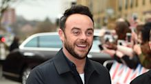 Ant McPartlin arrives in Newcastle for family Christmas without wife Lisa Armstrong